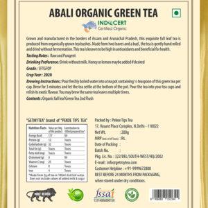 Abali Organic Green